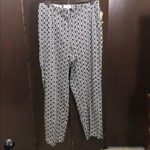Talbots slacks, New with tags, size 16W